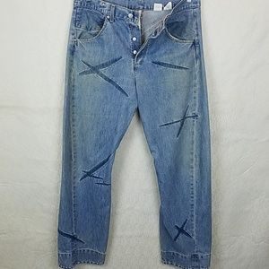 Levi's | Pocket Flap Button Fly Jeans 34